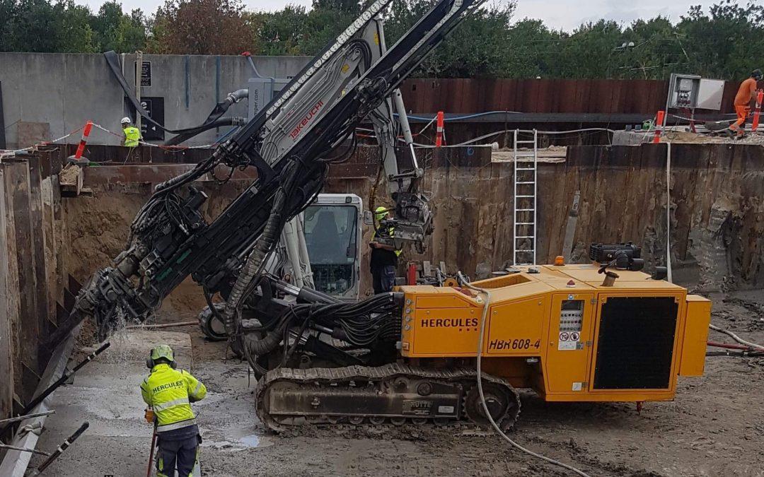 Hercules Fundering giver nye kræfter til Lyngbyvejen